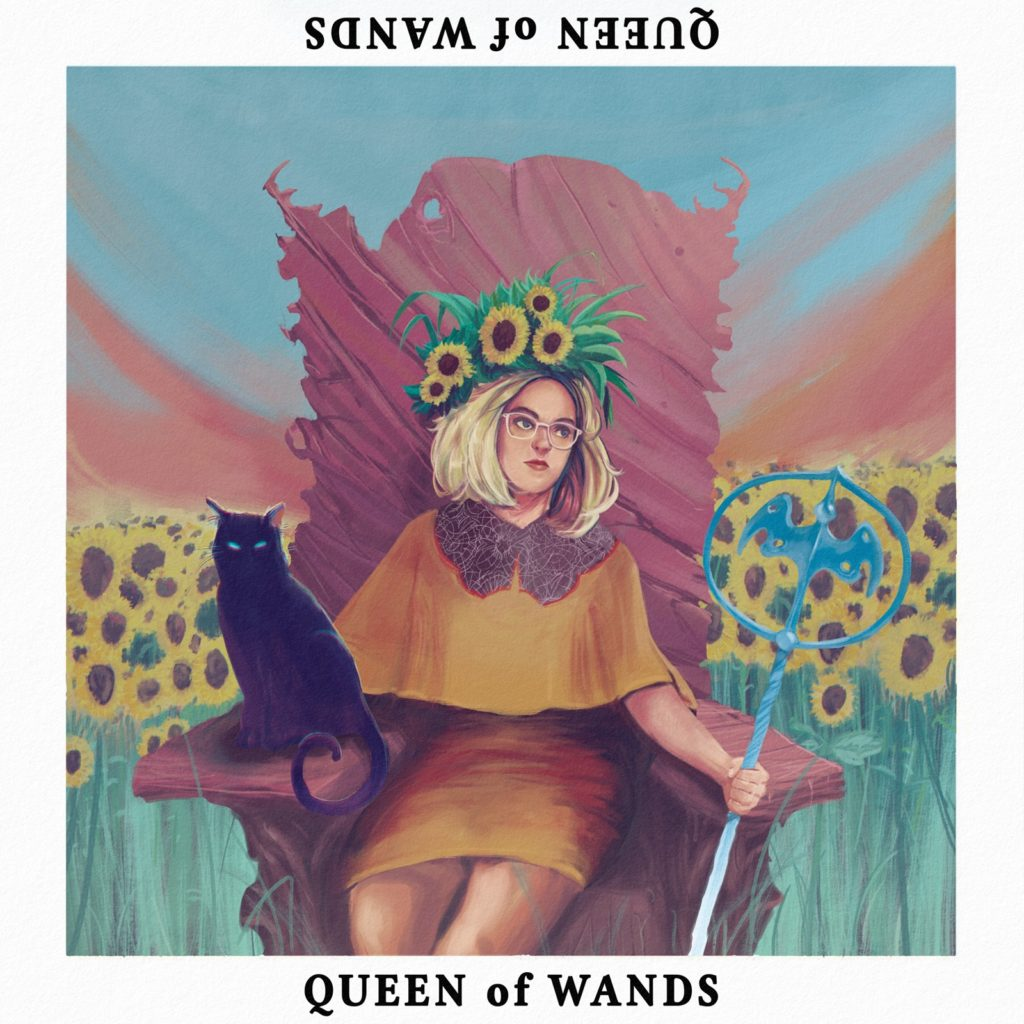 Julie Elody Queen of Wands EP PureTone Music