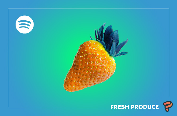 PureTone Music Fresh Produce Spotify Playlist